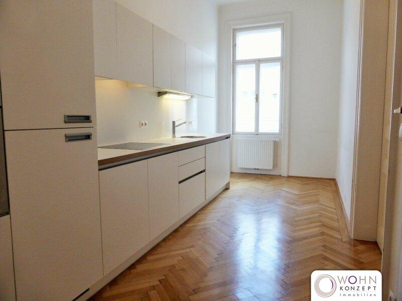 Unbefristeter 172m² Stilaltbau mit Einbauküche beim Schubertpark - 1180 Wien /  / 1180Wien / Bild 2