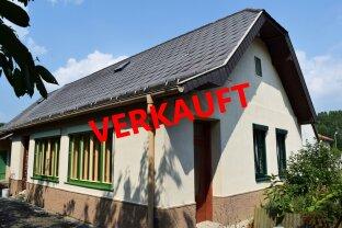 """Typisch burgenländisches Häuschen in Kleinmutschen """"VERKAUFT"""""""
