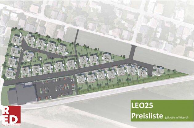 Wohnidylle Leopoldsdorf: Wohnen mit Land-Stadt Charakter