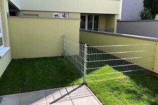 2 Zimmer ZWEITBEZUG-Wohnung mit Eigengarten!