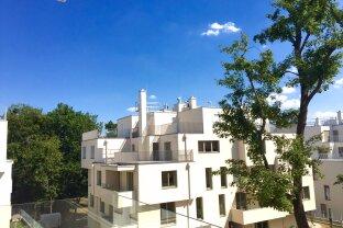 EIGENHEIM - Exquisite 2-Zimmer Wohnung-modern möbliert-mit Balkon im noblen Cottageviertel-Döbling! ERSTBEZUG!