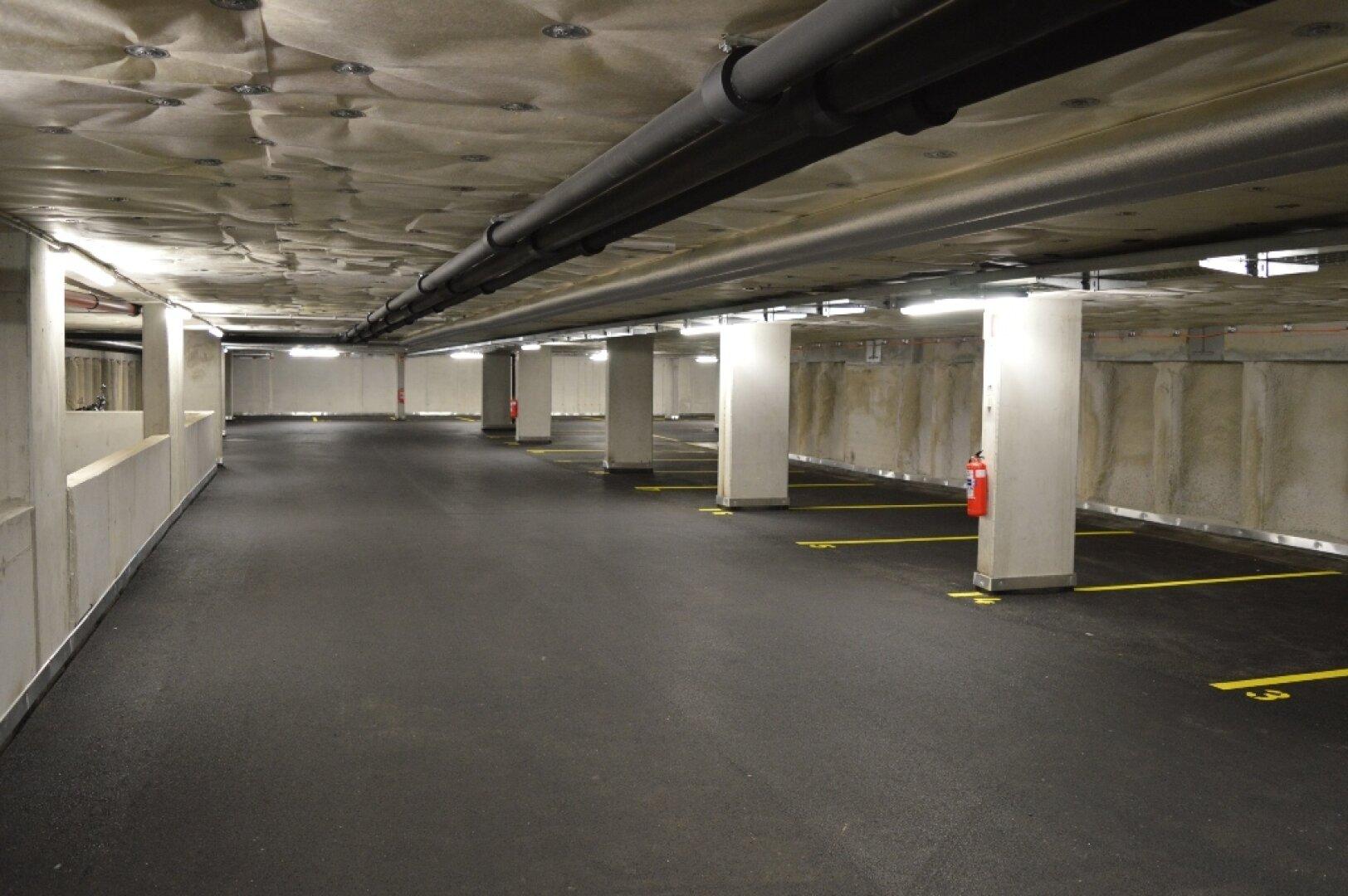 Garagenplätze