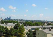 3 Zimmer Wohnung mit 10 m² Balkon und TG Platz - Erstbezug - Neubau - Blick über Wien !!!