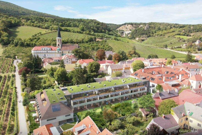 Wohnen im Einklang mit der Natur- Benediktinerhof Gumpoldskirchen