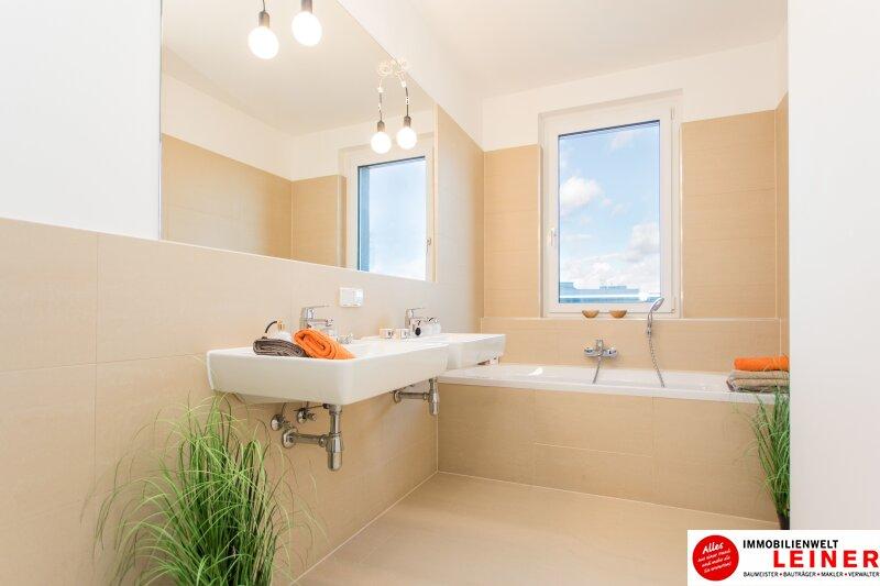 100 m² PENTHOUSE *UNBEFRISTET*BARRIEREFREI*Schwechat - 3 Zimmer Penthouse im Erstbezug mit 54 m² großer südseitiger Terrasse Objekt_8816 Bild_602