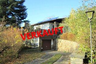 """Einfamilienhaus in traumhafter Aussichtslage """"VERKAUFT"""""""