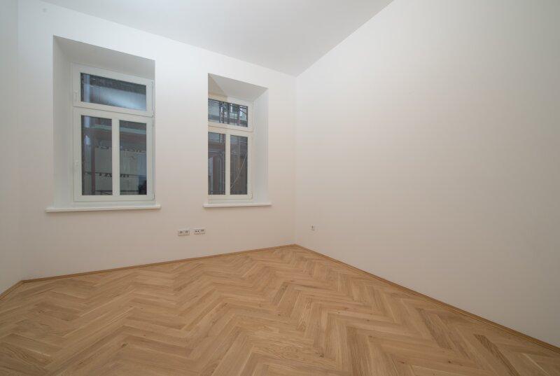 ++NEU++ Hochwertiger 4,5-Zimmer EG-ERSTBEZUG mit Garten, toller Stilaltbau, perfekte Raumaufteilung! Hofruhelage! /  / 1030Wien / Bild 7