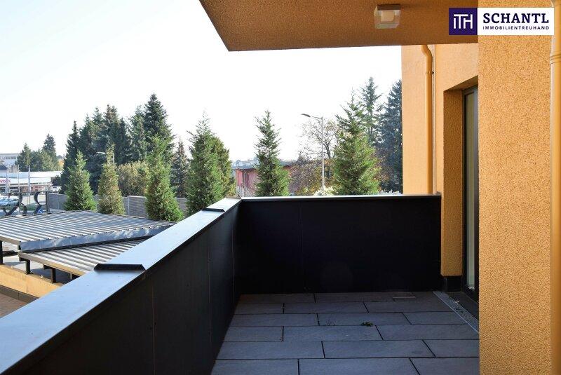 ITH #Schmanklerl: PERFEKT eingeteilte, LICHTDURCHFLUTETE 3 Zimmerwohnung inkl. Balkon + TG-Platz im Zentrum von Seiersberg!