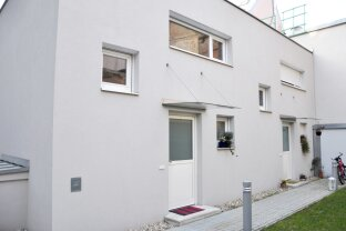BÜROWIDMUNG - Traumhafte Garten-Maisonette mit netter Terrasse im 14. Bezirk