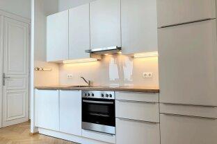 ERSTBEZUG nach Totalsanierung: Top 2 Zimmer Wohnung | Ruhelage | Einbauküche