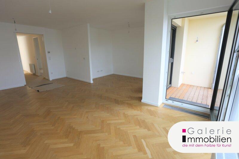 Bezaubernde DG-Wohnung mit Loggia und Fernblick beim Erholungsgebiet Alte Donau Objekt_34989