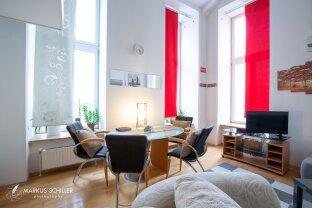 moderne single Wohnung nahe U4/U6 - Innenstadt in Gehreichweite! (Negerlegasse)