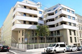 Neubau-Erstbezug: 55m² + Balkon mit Einbauküche in Cottagelage - 1180 Wien