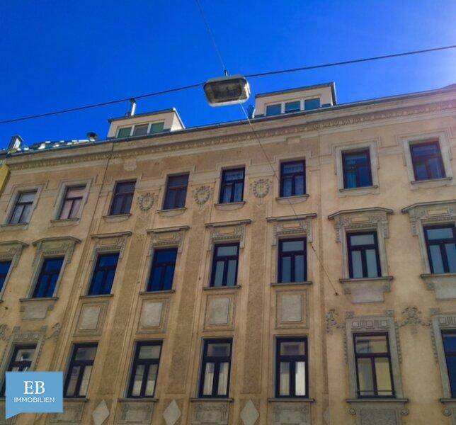 Traumhaftes Altbaufeeling - mit der U1 in 7 min. zum Stephansplatz /  / 1220Wien / Bild 1