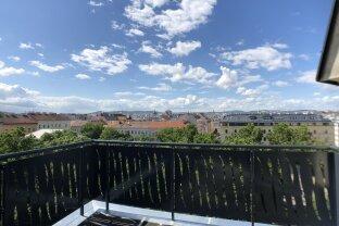 Liebe auf den ersten Blick! – Dachterrassen-Traum in Wien Margareten, 4 Zimmer, WNF 141 m² + Terrasse: ca. 25 m²