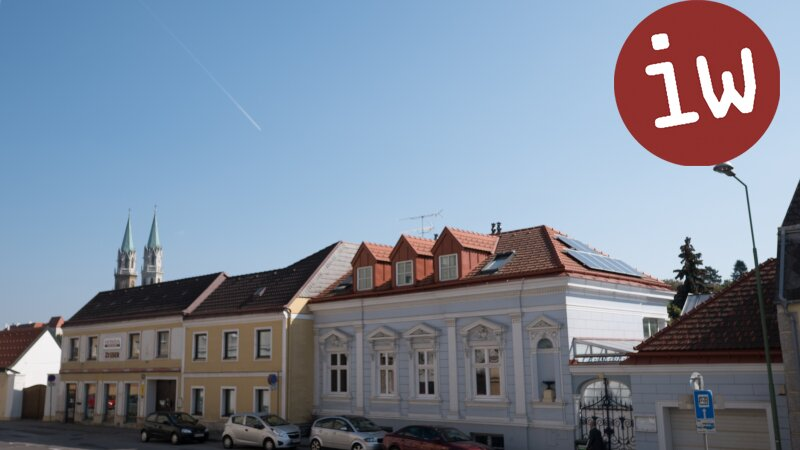 Attraktive Anlegerwohnung! Mitten im Zentrum Klosterneuburg! Objekt_572 Bild_180