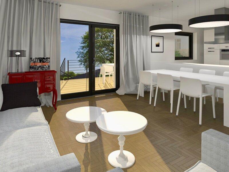 TERRASSENTRAUM SÜDSEITIG - Hochwertig ausgestaltetes Doppelhaus im Zentrum von Pressbaum - inklusive 2 Stellplätzen /  / 3021Pressbaum / Bild 1