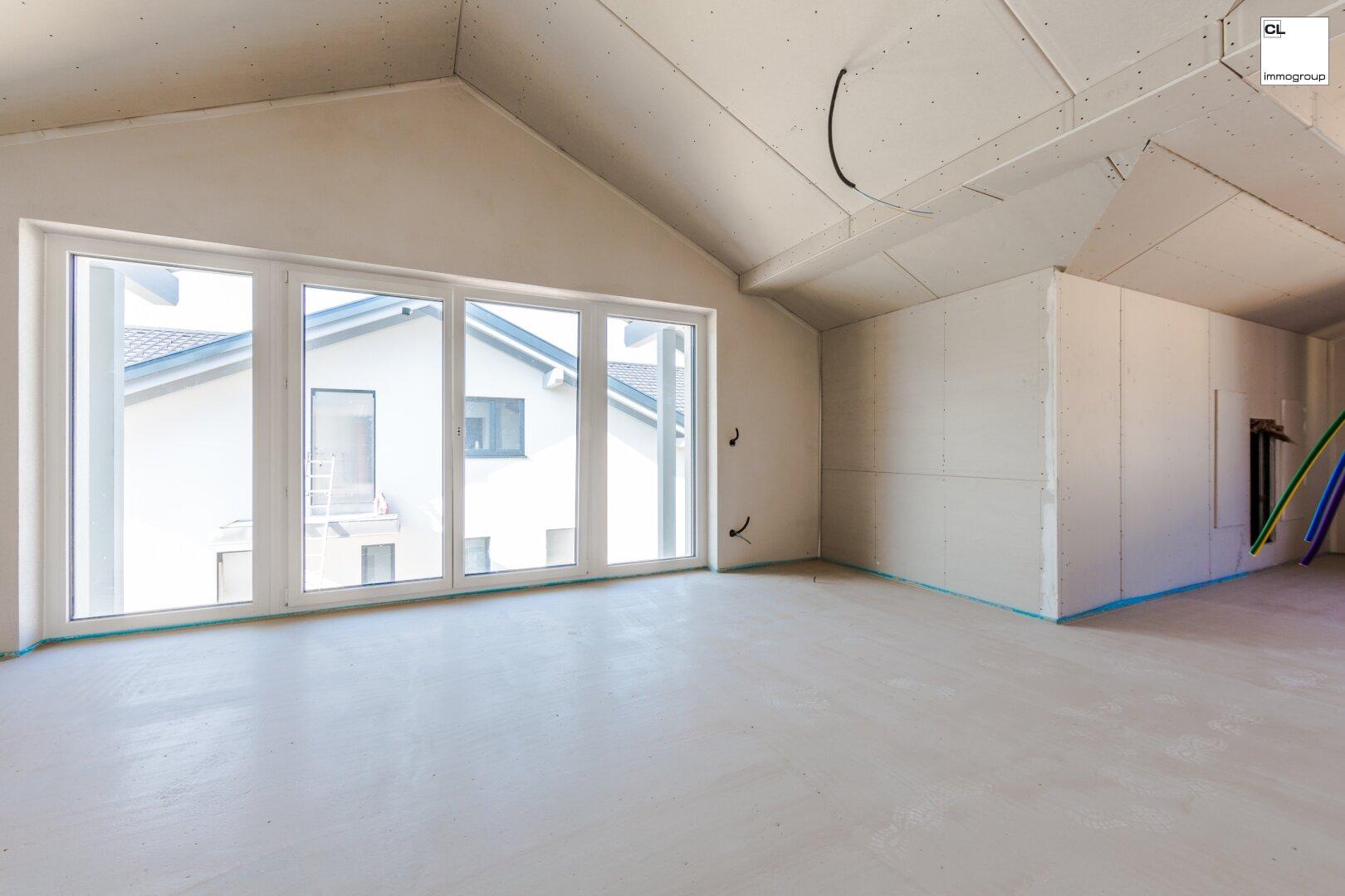 Großzügige und moderne 4-Zimmer Terrassenwohnung in St. Georgen am Attergau