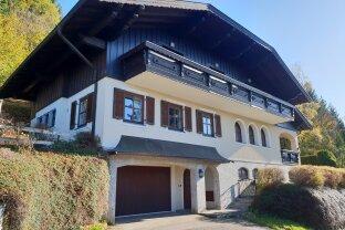 Gemütliches Landhaus am Mondseeberg