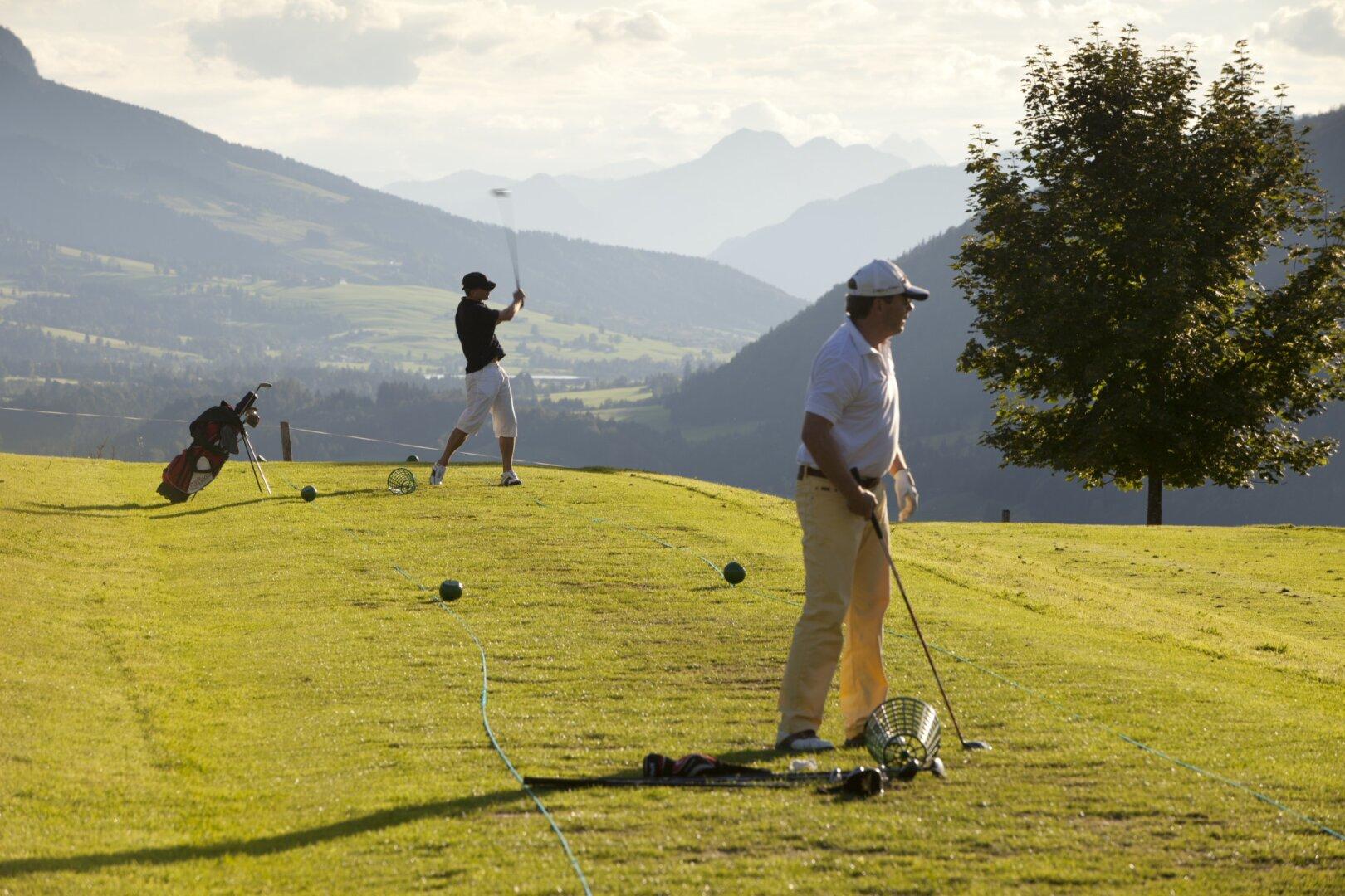 Golf Umgebung