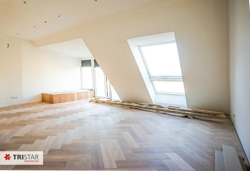 NEU! ++ ERSTBEZUG: Dachgeschosswohnung in 1130 Wien, Neubau, 3 Zimmer + Balkon + Terrasse + Dachterrasse mit Wienblick  (Top 7) ++ /  / 1130Wien / Bild 2