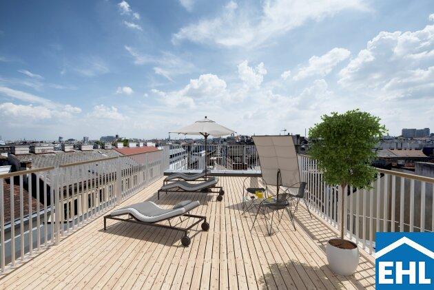 Exklusiver Dachgeschoß-Wohntraum mit Weitblick