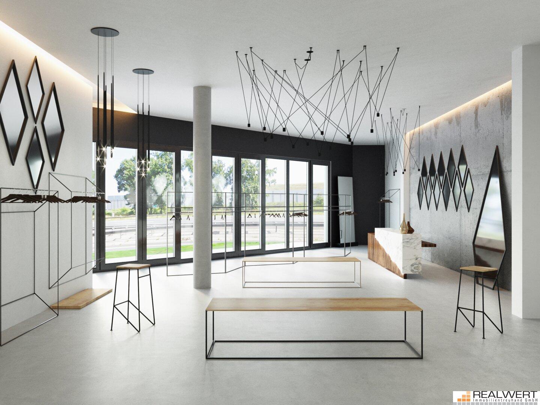 point PUCH - Showroom / Retail Erdgeschoss