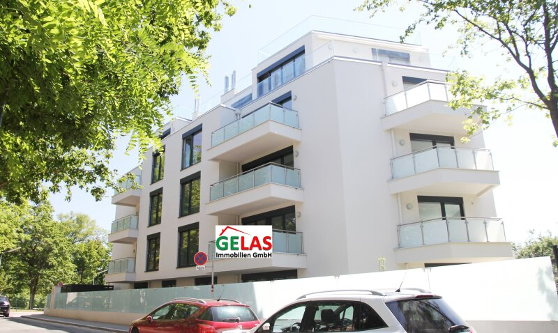 Terrasse  U N D  2 Balkone!! 30m²-Wohnküche + Schlafzimmer, 3.Stock Bj. 2017, Obersteinergasse 19 /  / 1190Wien / Bild 0