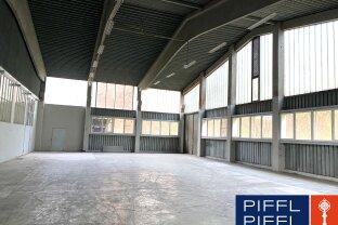 ca. 500 m2 Halle, Höhe 6m+