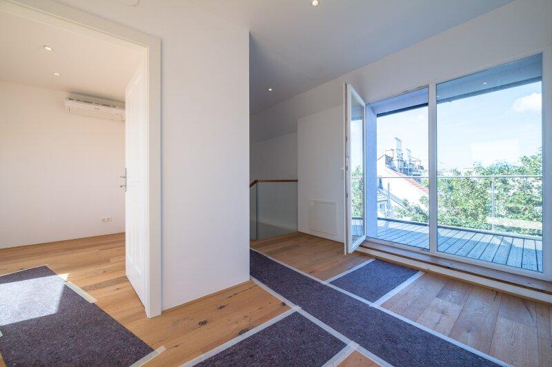 ++NEU++ Hochwertiger Familienerstbezug: Dachgeschoss mit Terrasse, Ruhelage! 4-Zimmer, **VIDEOBESICHTIGUNG** /  / 1020Wien / Bild 10