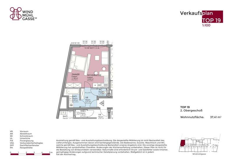 1060 // Single Eigentumstraum am Puls der Stadt! /  / 1060Wien / Bild 8