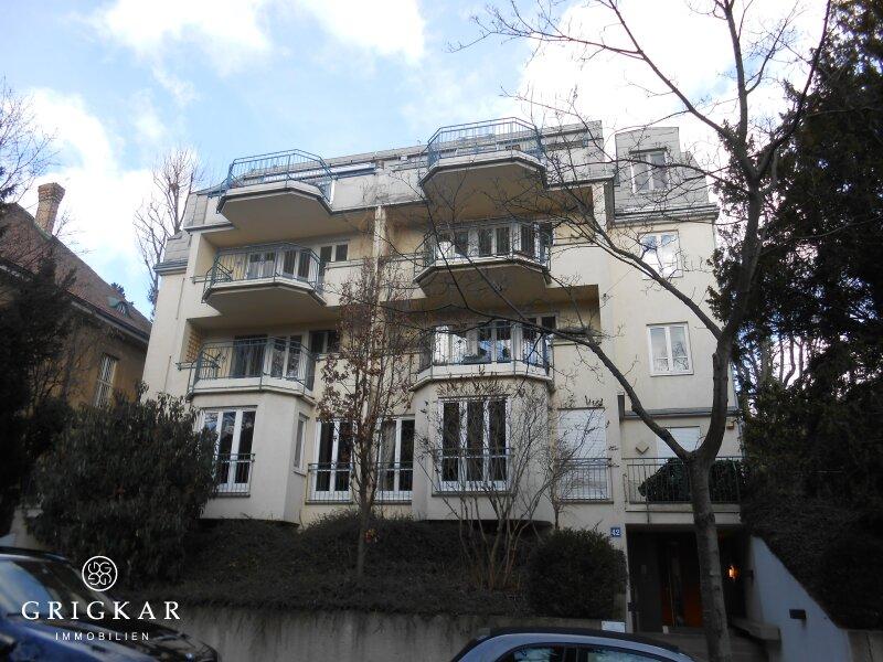 traumhafte, großzügige Wohnung mit großem Süd-Balkon im Cottageviertel unbefristet zu vermieten /  / 1190Wien / Bild 10