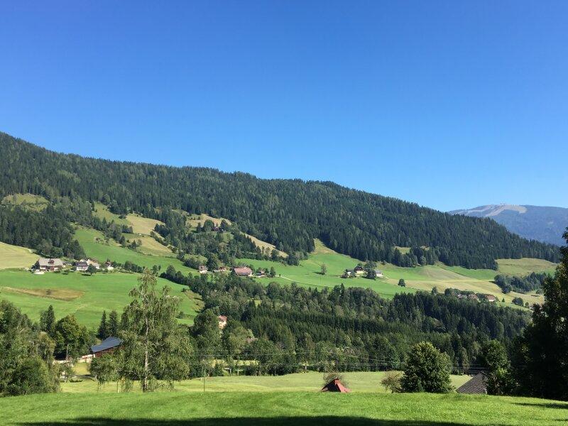 Ruhe und Sonne mitten in Kärnten