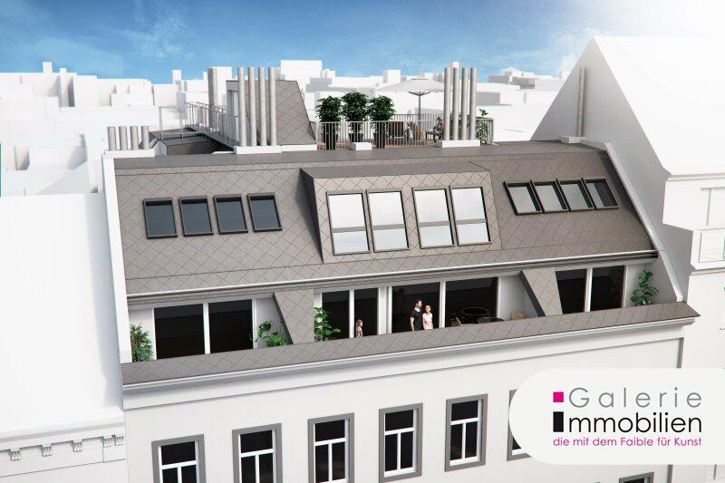 Bezaubernde DG-Wohnung mit Terrasse auf 1 Ebene Objekt_28731