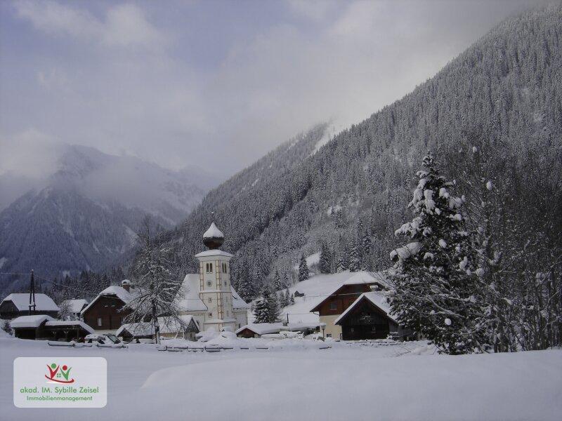 Ferienwohnung im Winter-Wunderland!