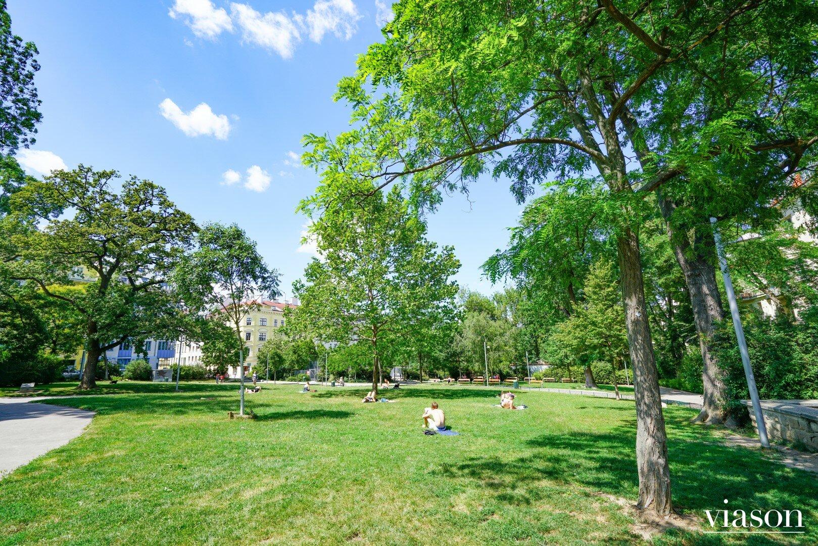 Nahe Schubertpark