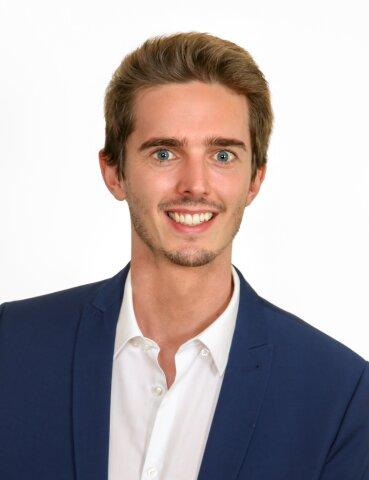 Maximilian Michael Zillner, MBA (Portraitfoto)