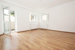 Gemütliche 2 1/2-Zimmer-Wohnung mit Gartennutzung - Itzling