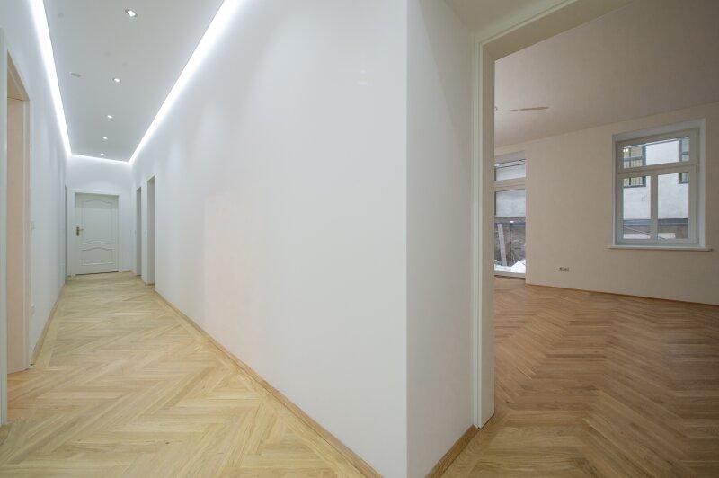 ++NEU++ Hochwertiger 4,5-Zimmer EG-ERSTBEZUG mit Garten, toller Stilaltbau, perfekte Raumaufteilung! Hofruhelage! /  / 1030Wien / Bild 1