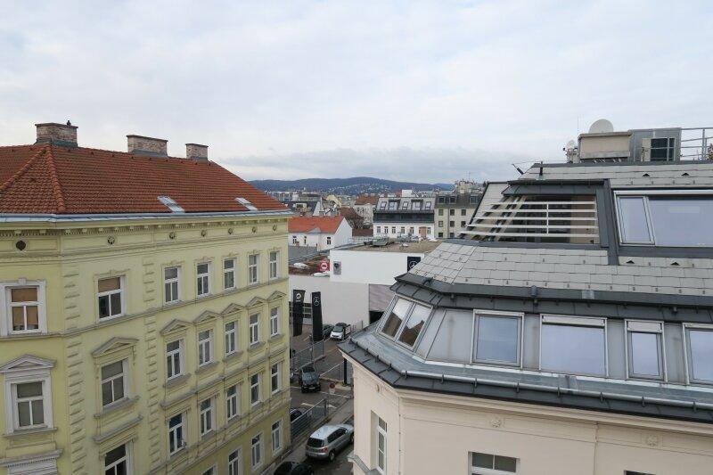 Dachgeschosswohnung mit Rundum Balkon und Blick über Wien /  / 1180Wien / Bild 9