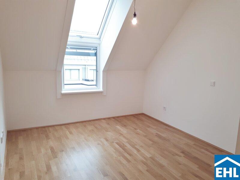 ERSTBEZUG: Top 2 Zimmer Dachgeschoßwohnung mit Balkon im Herzen Margaretens mit verpflichtender Parkplatzanmietung /  / 1050Wien / Bild 3