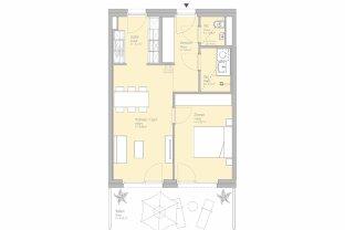 LEBE SMART! 2-Zimmer-Erstbezugswohnung in der Smart City Graz
