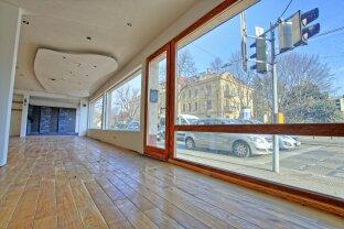 1130 Wien - Großes helles Geschäftslokal mit großflächigen Schaufenstern inklusive 3 Garagen