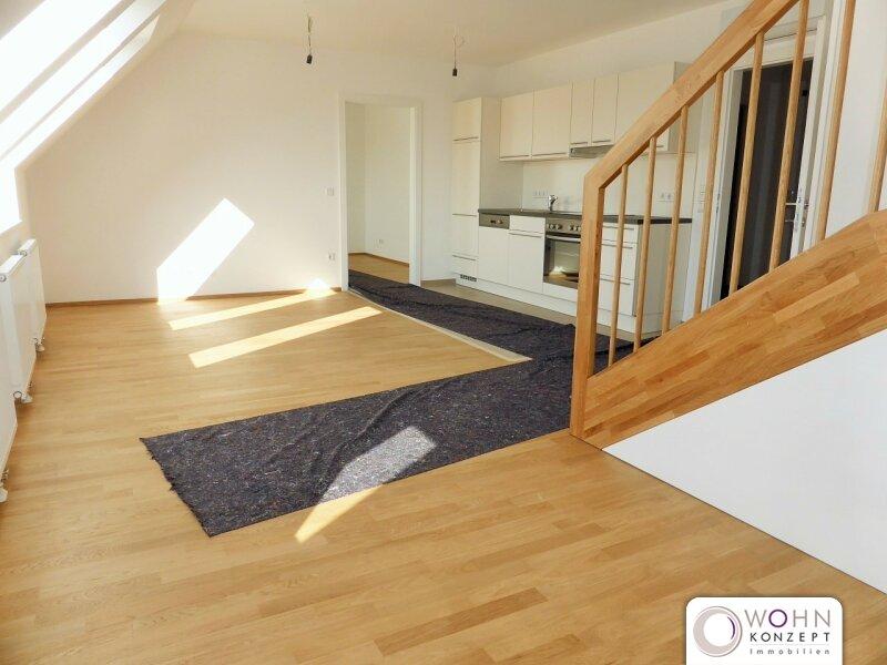 Erstbezug: 95m² Dachausbau + 10m² Terrasse mit Einbauküche - 1090 Wien /  / 1090Wien / Bild 4