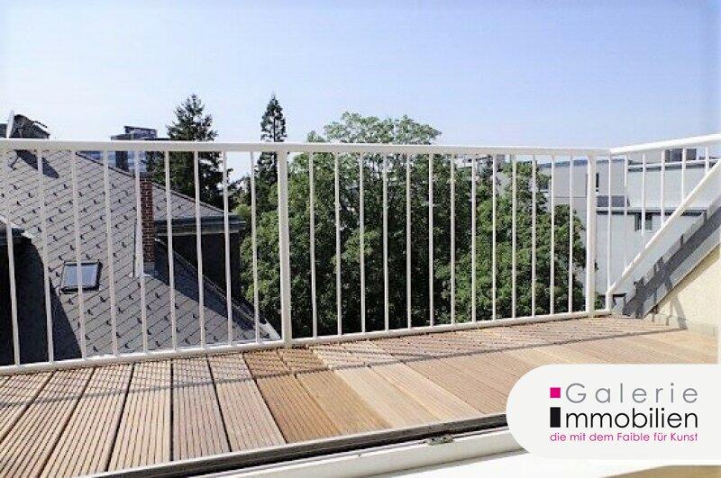 Bezaubernde DG-Wohnung mit Terrasse und Fernblick Objekt_29685
