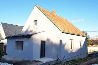 Einfamilienhaus mit 650 m2 Garten im wunderschönen Rabensburg