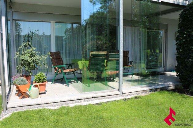 2,5-Zi.-Wohnung mit Terrasse und Garten