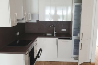 sehr schöne Wohnung mit Loggia in grüner Lage im 22.Bezirk
