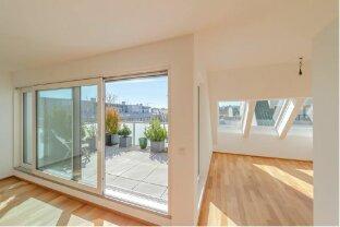 Penthouse mit 360 Grad Blick