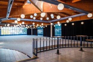 KASINO am Kempelenpark - Veranstaltungshalle für Konferenzen, Tagungen und Kultur